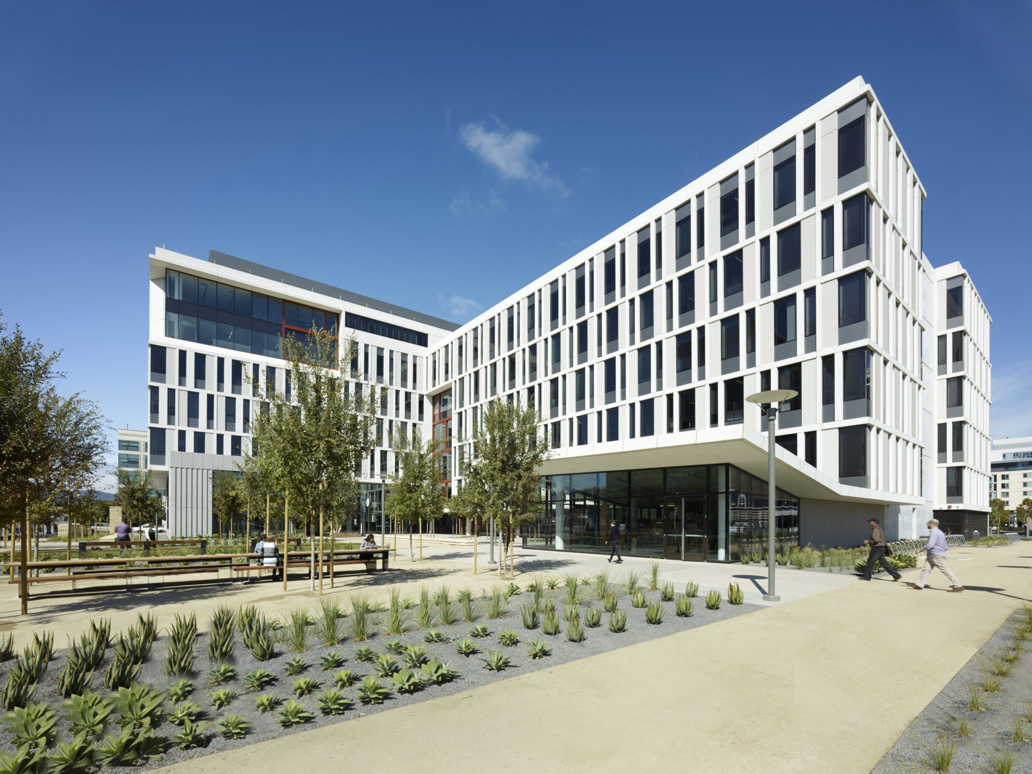 UCSF Mission Hall: Global Health & Clinical Sciences Building - WRNS